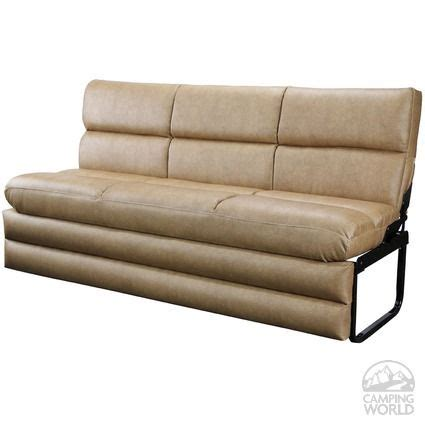 jack knife sofa rv jack knife sofa with legs and kick board 64 rv ideas