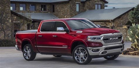 2019 Ram 1500 debuts with a 48 volt hybrid system   The