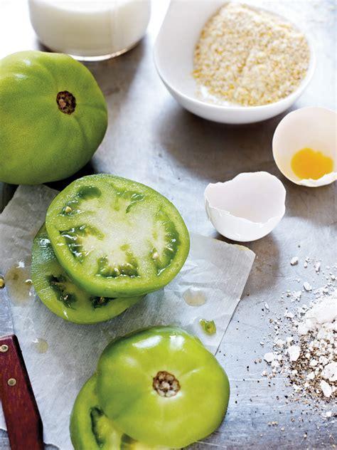 Garden And Gun Fried Green Tomato Recipe Fried Green Tomatoes Garden Gun