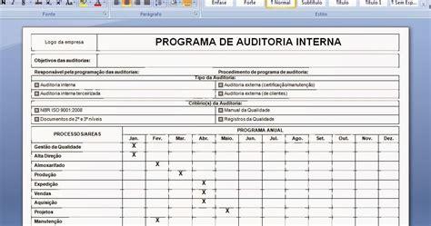 Modelo Curriculum Auditor Interno formato cuestionario de auditor a para rea de tesorer a