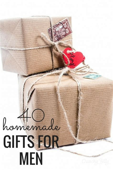 Handmade Gift Ideas For - 40 gift ideas for the in your