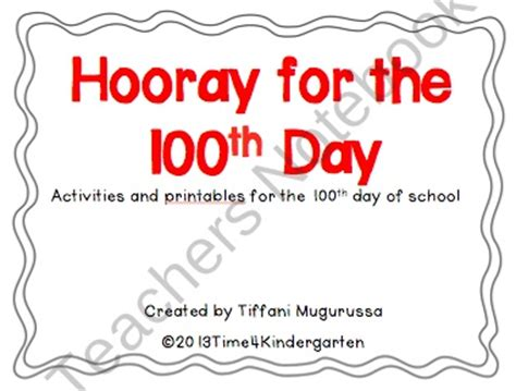 hooray for the 100th day 22 best images about school years for on fingerprints storyline and for