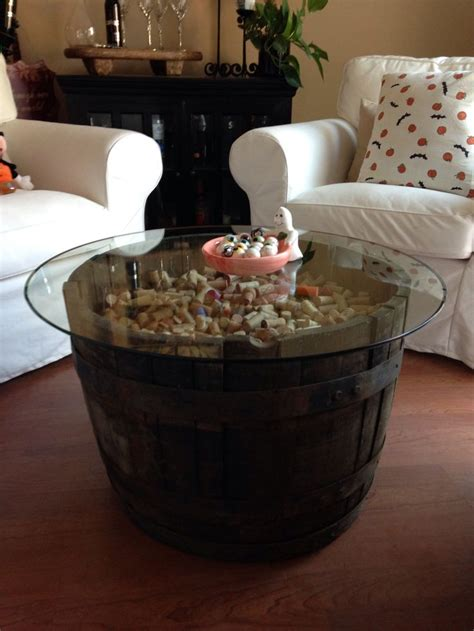 Barrell Coffee Table Wine Barrel Coffee Table Home We And Tables