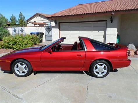 1992 Toyota Supra For Sale Purchase Used 1992 Toyota Supra Turbo In Henderson Nevada