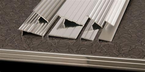 Aluminum Countertop Edging by Retro Metal Banding Table Banding Metal Edging