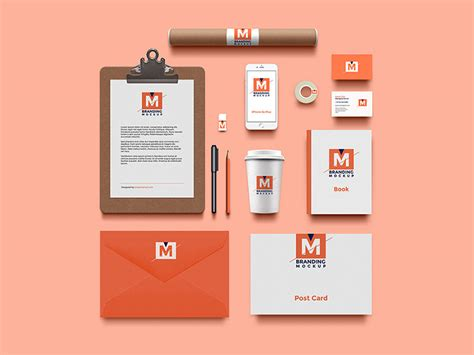design mockup software free free branding identity mockup by graphicsfuel rafi