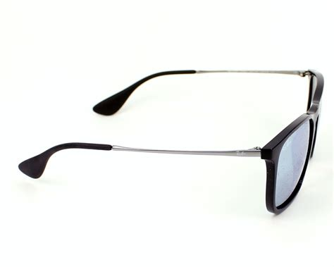 Rb Chris Mirror Silver ban sunglasses rb 4187 601 30 buy now and save 40