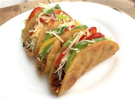 Taco 175 Aa taco with filling recipe how to make taco with filling