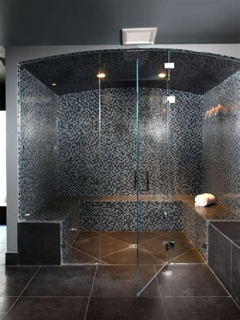 Steam Shower Bathroom Designs Steam Room Houzz