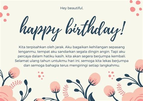 Ucapan Ulang Tahun Yang Membuat Menangis   1001 ucapan selamat ulang tahun sahabat pacar dan orang