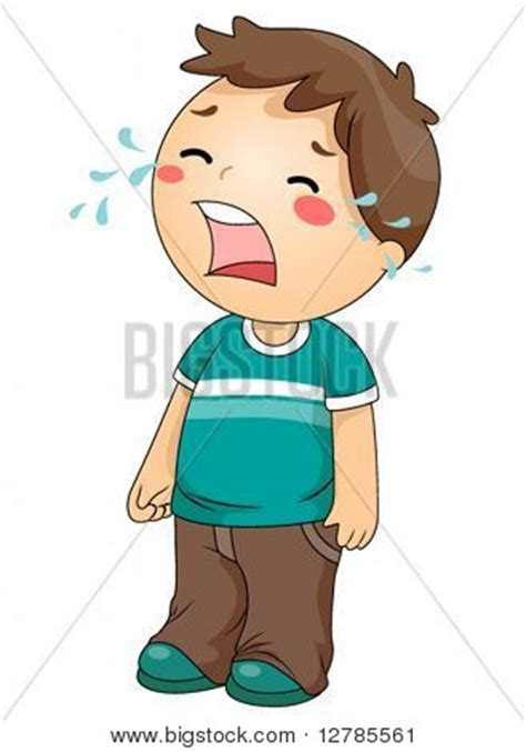 imagenes llorando caricaturas vectores y fotos en stock de ni 241 o llorando vector bigstock