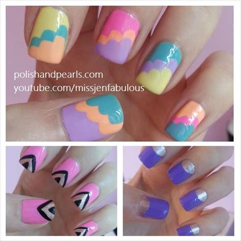 easy nail art for beginners video pinterest the world s catalog of ideas