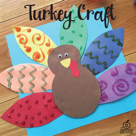 turkey craft turkey craft for