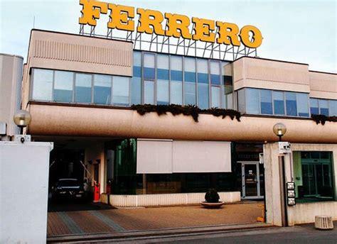 sede della ferrero lavorare in ferrero offerte per impiegati area marketing