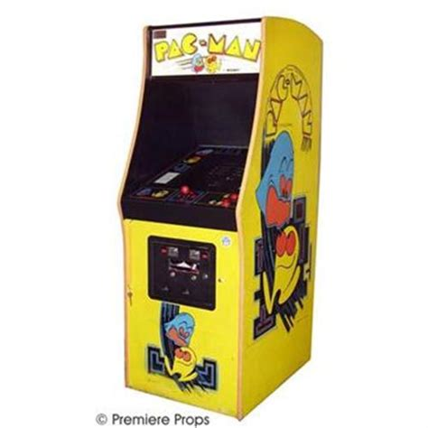 pac man arcade cabinet pacman arcade game