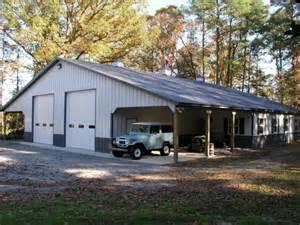 Two Car Garage Designs steel garage precision buildings precision steel garage