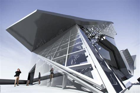 Home Design Concept Lyon Mus 233 E Des Confluences Lyon 5 E Architect