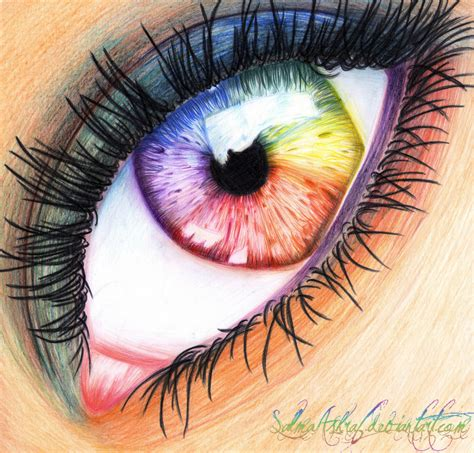 30 beautiful eye macros drawings and manipulations 1