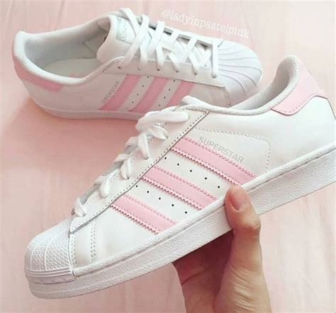 all light pink adidas light pink adidas superstars on the hunt