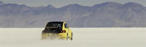 vw beetle lsr  bonneville salt flats  fastest beetle