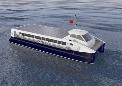 boat transport uk prices electric ferry is a solar boat to china wired