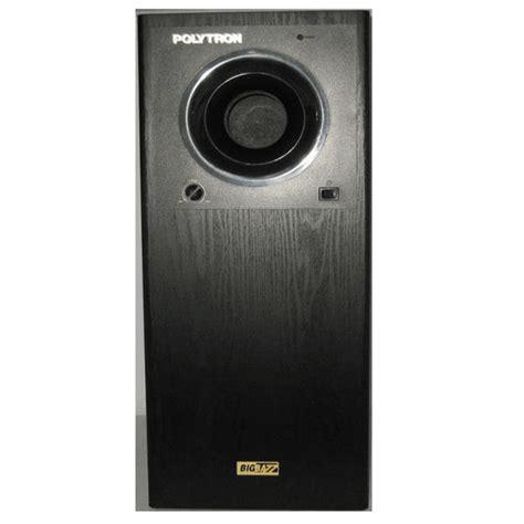 Speaker Aktif Polytron Beserta Gambarnya by Harga Subwoofer Polytron Bigbazz Type Psw 800 700 600