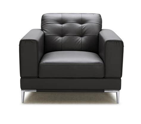 modern black leather sofa dreamfurniture larkspur modern black bonded