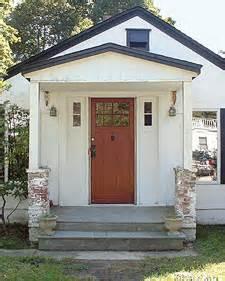 Front Door Stoop Front Door Stoop Designs Home Decor And Interior Design