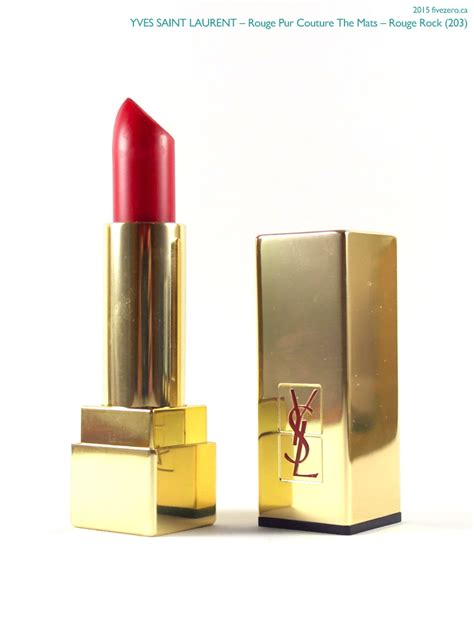 Murah Ysl Pur Couture yves laurent rock pur couture the mats swatch review fivezero