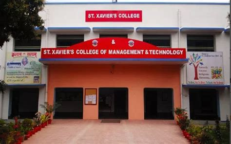 St Xaviers Mba by St Xavier S College Of Management And Technology Patna