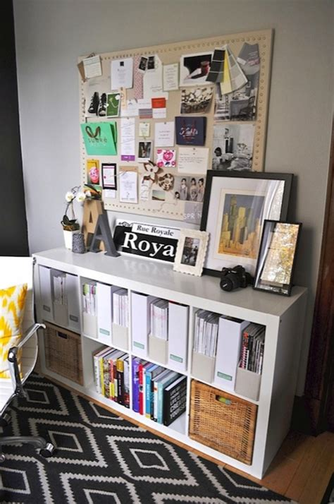 my favorite home organization magazines the household expedit bookcase contemporary den library office