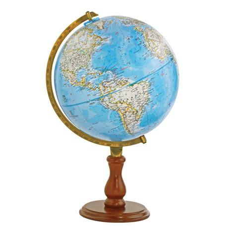 Desk Globes Hudson Desk Globe National Geographic Store