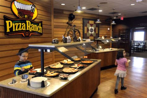 pizza ranch offers pizza and chicken ground zero
