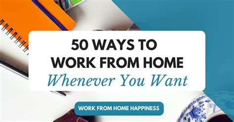 the moonlighter s guide to working from home work from