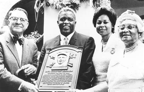 Fame Jackie Robinson jackie robinson of fame induction www pixshark