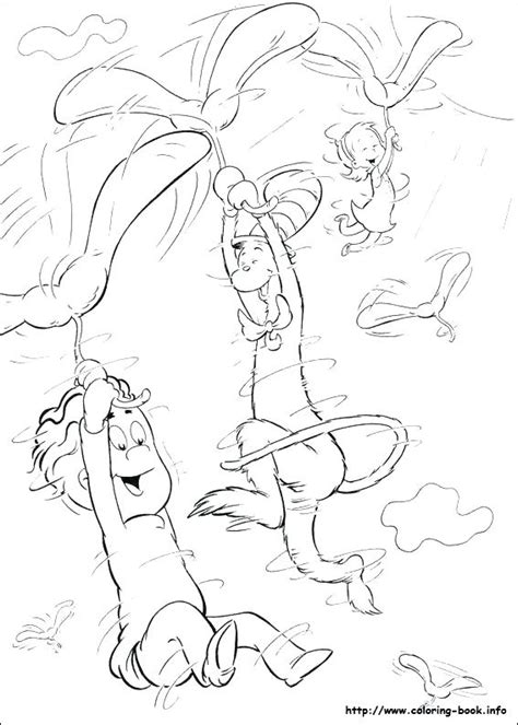cat in the hat coloring pages momjunction cat in the hat coloring page winter hat coloring page