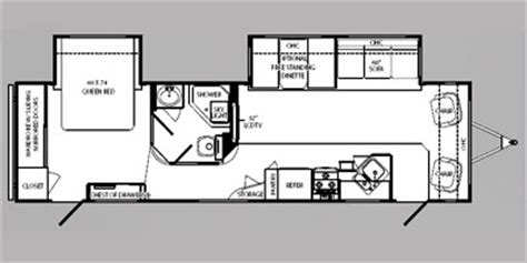 holiday rambler floor plans 2010 holiday rambler trailers reviews prices and specs