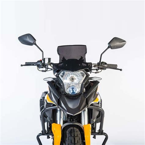 Mesin Zongshen viar kedapatan uji motor adventure mirip zongshen rx3