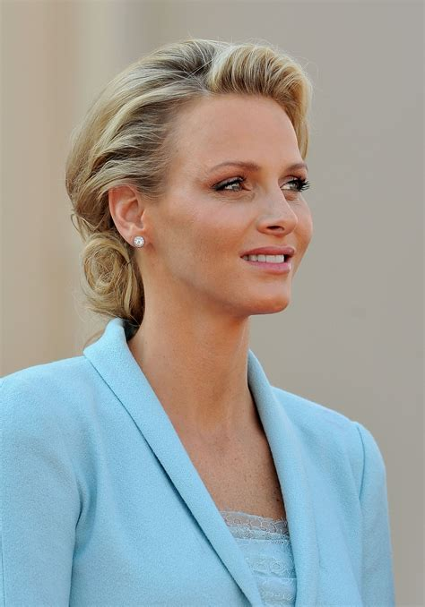 princess charlene wedding hair charlene princess of monaco alchetron the free social