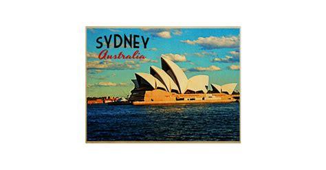 card supplies sydney sydney australia postcard zazzle