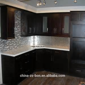 espresso shaker wood kitchen cabinet buy kitchen cabinet