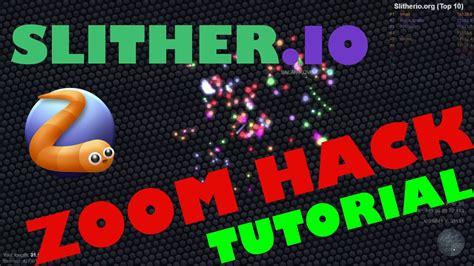 tutorial zoom hack seal zoom hack slither io extra zoom no lag tutorial