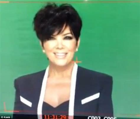kris jenner hairstyles front and back kris jenner haircut view front and back