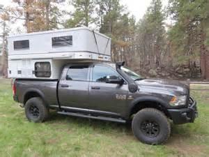 4 Wheel Truck Fwc Hawk On Ram 2500 4x4 Cing Truck Overlander