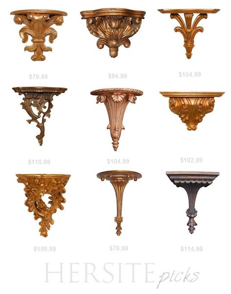 decorative wall shelf sconces 1000 ideas about wall sconces on lighting