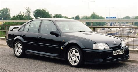 vauxhall colton 1990 lotus carlton carsaddiction com