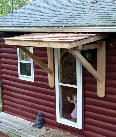Exterior Door Roof Overhang 40 Lovely Door Overhang Designs Bored