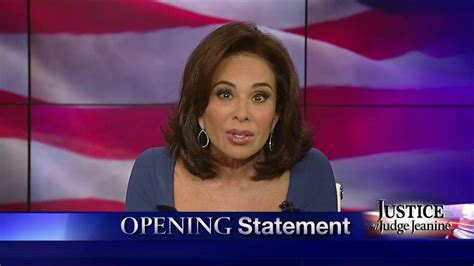 judge geneen hair fox news judge jeanine obama has repeatedly caved to north korean