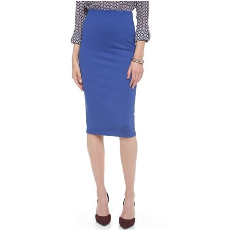 rank style 5th mercer pencil skirt