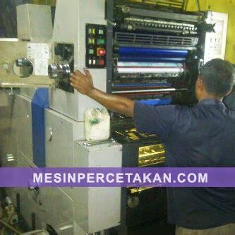 Gergaji Mesin Ryobi harga mesin cetak 2 warna ryobi 522pf gt mesin murah